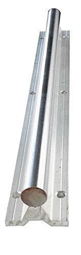 TEN-HIGH Piezas de CNC Carril de rodamientos de movimiento lineal Linear Rail SBR35 35mm, 1600mm/ 63 pulgadas