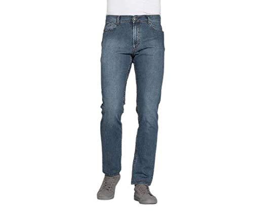 Carrera Jeans - Jeans per Uomo, Look Denim, Tessuto Elasticizzato IT 58