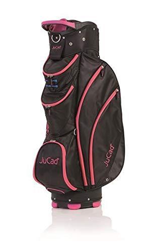 JuCad Bag Spirit schwarz-pink