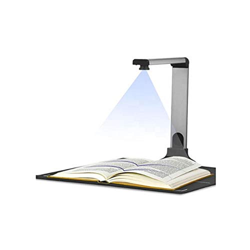 Purchase LLC-POWER High Speed USB Book Document Camera Scanner, 18 MP A3 & A4 Scanning Size, with LE...