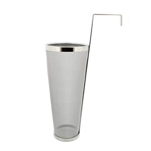 N / B 300 Micron Hopper Spider Strainer, Hops Beer Tea Kettle Brew Filter, Uniform Porosity, Corrosion-Resistance Heat-Resistance Withstand-Voltage