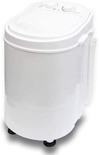 コンパクト 洗濯機 小型 脱水 自動 容量1.8kg [クツも洗える小型洗濯機] 一人暮らし ポータブル ミニ洗濯機 小型洗濯機 脱水機 スニーカー ウォッシュ 赤ちゃん用 分別 少量 部活 別洗い 介護【国内メーカー12カ月保証】 d000