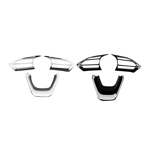 PREPP Ajuste para Toyota Yaris Cross 2020 2021 ABS Coche Interior Tapa de la Cubierta del Volante