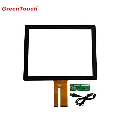 GREENTOUCH 48,3cm 10Punkte Touch Panel Overlay projiziert kapazitiver Touchscreen für Raspberry Pi