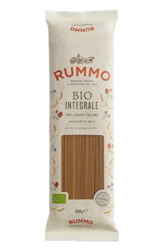 Rummo Spaghetti Bio Integrali - 500 gr