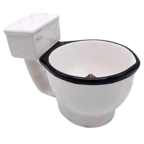 Cabilock Taza de Baño Taza de Café de Cerámica Taza de Leche Taza de Leche Hilarante Taza de Agua para La Oficina en Casa