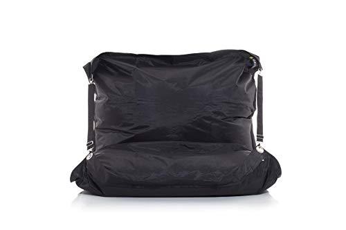 Sitzsack Supreme Farbe: Mitternachts-Schwarz