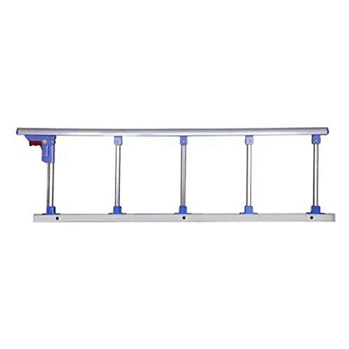 RAHLOOW Verpleegbed Guardrail Bed Rails voor Ouderen Volwassenen Draagbare Grab Bar Hand Huishoudelijke Kinderpreventie Bed Hek Opvouwbare Aluminium Hek