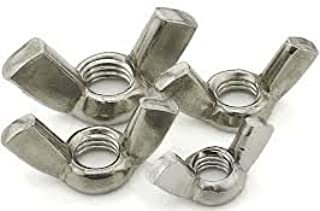 set of four Made in USA 5//8-11 UNC Standard Wing Nut