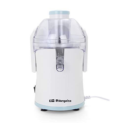 Orbegozo LI 3600 - Licuadora, adecuada para frutas y verduras de distintas texturas, sistema de licuado continuo, 260 W de potencia