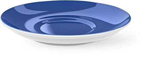 Dibbern 2010900030 Solid Color Untertasse, Porzellan