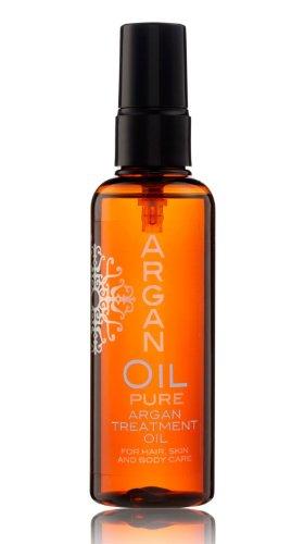Huile d'argan pour cheveux et corps - ingrédients naturels du Maroc - 100 ml