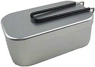 Platinum Loops 飯ごう アルミ メスティン 飯盒 アウトドア 自炊弁当箱 ランチボックス ハンゴウ 野外 ピクニック キャンプ クッカー バーベキュー