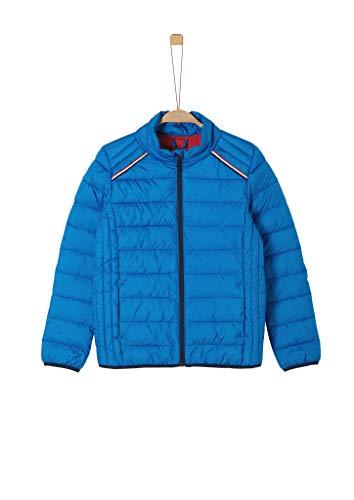 s.Oliver Junior Jungen 402.12.002.16.150.1278791 Jacke, Blue, S