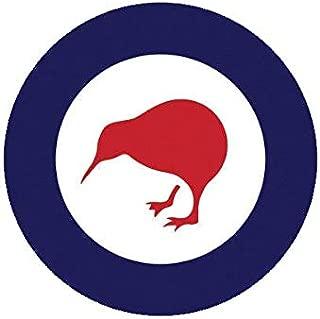ION Graphics Royal New Zealand Air Force Roundel Sticker Vinyl RNZAF Zealander Kiwi NZL NZ 5
