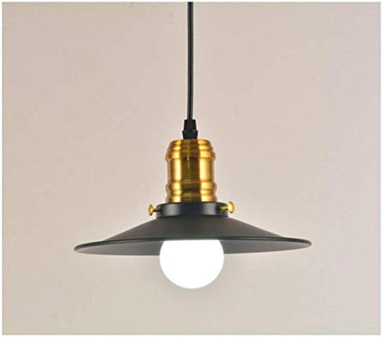 Kronleuchter Wandleuchtechandelier Pendant Light Restaurant Bar Lamp Arts Pot Cover Retro Coffee Shop With Light Source 22Cm