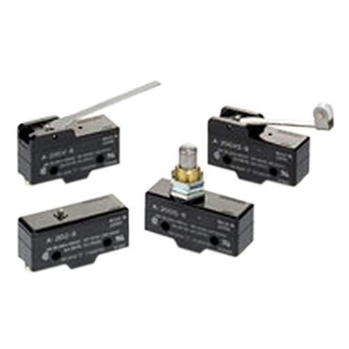 オムロン オムロン(OMRON) 高容量形基本スイッチ A-20GD-B7-K 1セット(3個)