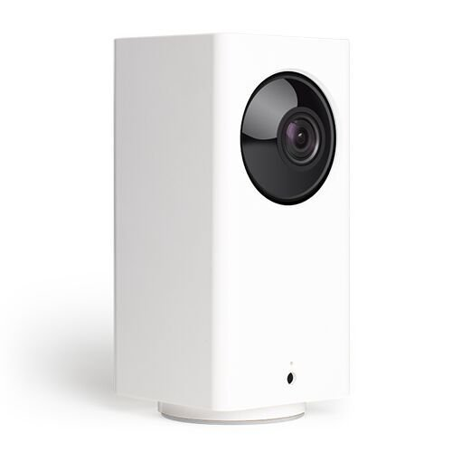 Wyze Cam Pan 1080p Pan/Tilt/Zoom Wi-Fi Indoor Smart Home Camera with Night Vision, 2-Way Audio, Works with Alexa