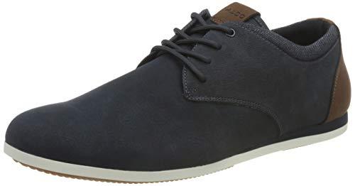 ALDO Herren AAUWEN-R Oxford-Schuh, Andere Navy, 39 1/3 EU