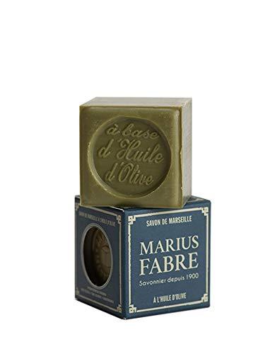 Savon de Marseille NATURE - Olivenölseife im Würfel - 100 g