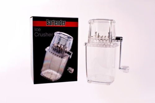 Bartender Ice Crusher - Clear