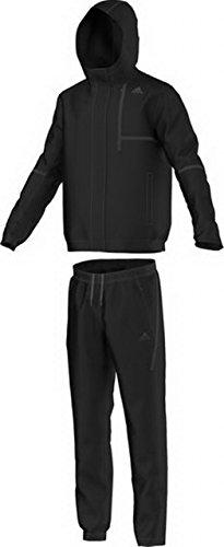 Adidas x19447 survêtement pour Homme Tracksuit Tech pour Homme 2 Noir - Noir
