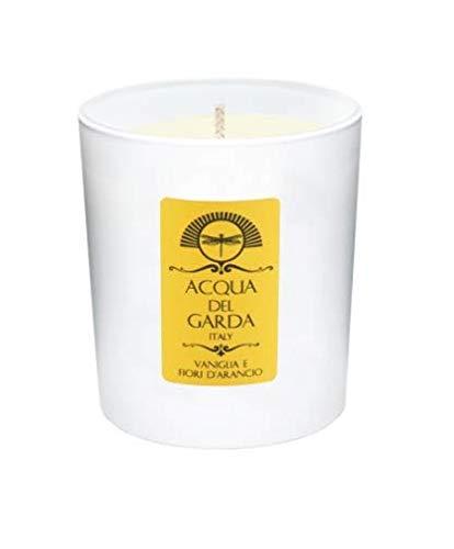 Vela perfumada – Vainilla & Flor de naranjo – Acqua Del Garda – 150 g