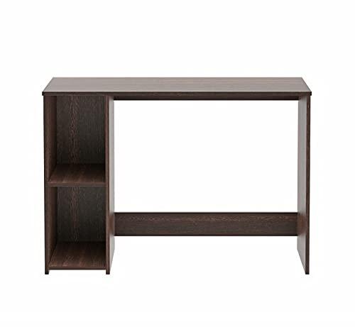 BLUEWUD Mallium Engineered Wood Study Desk(Wenge Finish,Wenge)