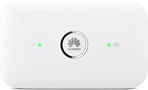Price comparison product image Huawei E5573Cs-322,  4G Low Cost Travel Hotspot,  Roams on all world networks,  no configuration required,  Genuine UK Warranty stock- FREE SMARTY SIM- White