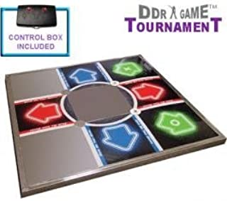 New PS1/PS2 Dance Pad Metal