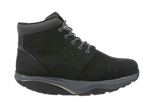MBT heren Jomo M Black/41 Chelsea Boots, zwart (Black 03u), 41 EU