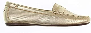 New Womens Loafer 8.5 Gold