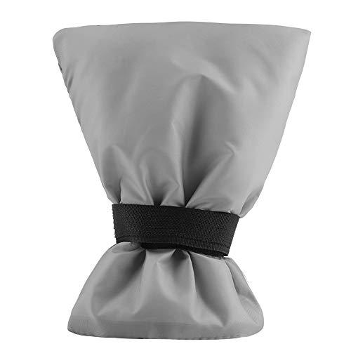 Tap Frost Cover - anti-vorst beschermhoes, waterkraan handschoen, winterwaterbeschermhoes grijs