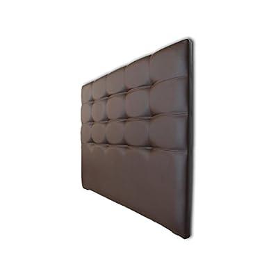 3 años de Garantía. Alto:125 cm ± 1 cmyGrosor:8 cm ± 1 cm. Envio Gratis. Polipielde primera calidad, marcaFROCA. Limpieza sencilla. Fácil montaje. Incluye alcayatas y tacos para sujetar en la pared. Envío gratis en planta baja.