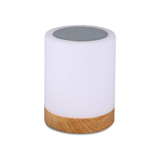 Nachttischlampe Touch,XGZ Dimmbar Touch Tischlampe Nachtlicht LED baby Nachtlicht Tragbar USB Aufladbar Sensorleuchte