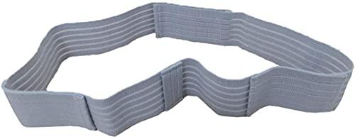Correa del Soporte del Tubo, Dispositivo de diálisis de la fijación del Protector del catéter colocando la diálisis Abdominal (Size : M)