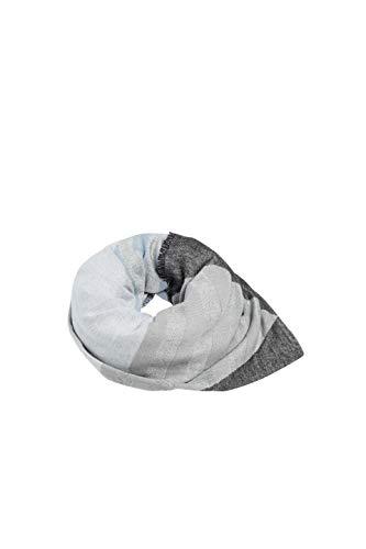 ESPRIT edc by Accessoires Damen 099Ca1Q007 Schal, Blau (Navy 400), One Size (Herstellergröße: 1SIZE)