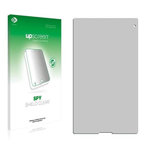upscreen Anti-Spy Blickschutzfolie kompatibel mit Medion Lifetab S8311 (MD98983) Privacy Screen Sichtschutz Bildschirmschutz-Folie