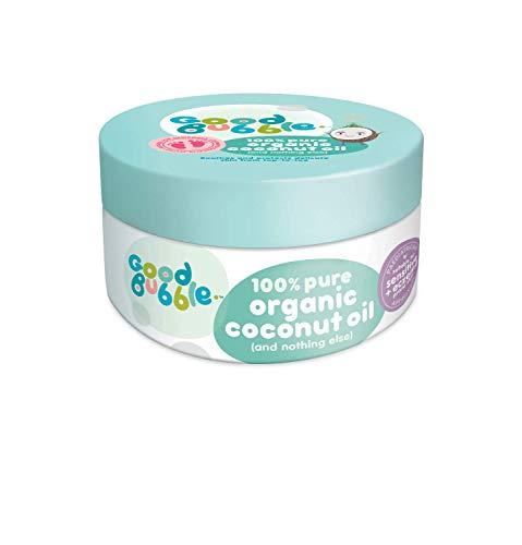 Good Bubble Organic Coconut Oil, 185g