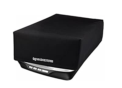 Scanner Dust Cover & Protector - Epson Perfection 2450, 3170, 3200, 4490, 4870, 4990, V500, V550, V600 & Canon Canoscan 8600F, 8800F, 9000F Photo Scanners by DigitalDeckCovers