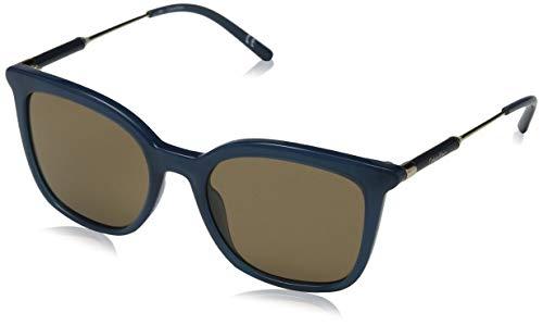 Calvin Klein 205W39nyc CK3204S 431 53 Gafas de Sol, Petroleo, Mujer