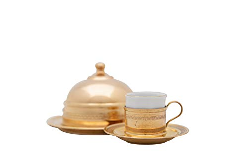 Babila Home Istanbul Collection Kaffeetasse, handgefertigt