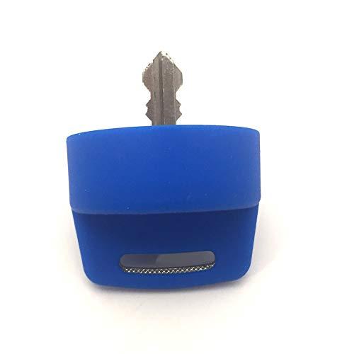 Polaris RZR XP1000 900 800 570 General Ranger Sportsman Quad Ignition Switch Key Cover (Electric Blue)