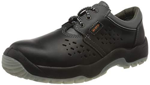 Ppo PP BPPOP0391_46 Ppo Pu/Tpu Series Sicherheit Schuhe, Schwarz-Grau, 46 Größe thumbnail