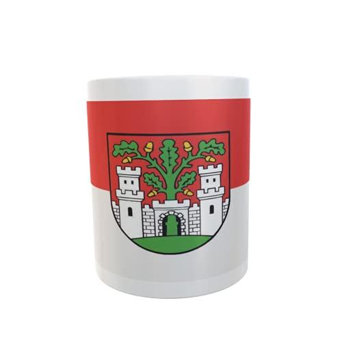 U24 Tasse Kaffeebecher Mug Cup Flagge Eichstätt