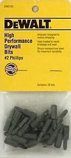Dewalt Screwdriving Drywall Insert Bit Phillips No.2