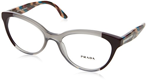 Prada - PRADA JOURNAL PR 05UV, Schmetterling Acetat Damenbrillen