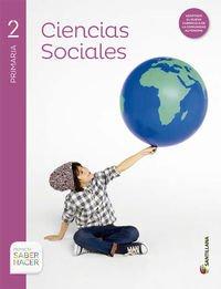 CIENCIAS SOCIALES MEC 2 PRIMARIA SABER HACER - 9788468028910