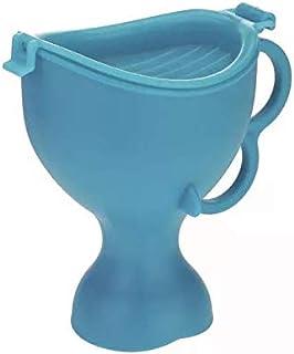 TT WARE Portable Children Urinal Toddler Standing Potty Pee Pot Camping Car Travel Emergency Toilet-Blue