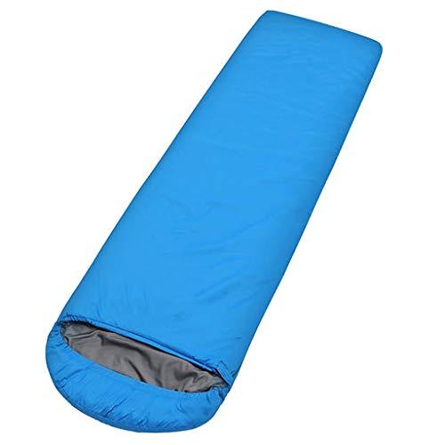 sleeping bag Sac De Couchage Simple De PremièRe Qualité, Portable LéGer avec Enveloppe, avec Sac De Compression, Parfait pour Une Utilisation en IntéRieur Ou en ExtéRieur